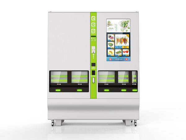 传统生鲜店生意不好如何转型社区生鲜无人售货机,如何发现这个商机,非格科技带你走进智能化